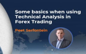 some basics when using technical analysis in forex trading